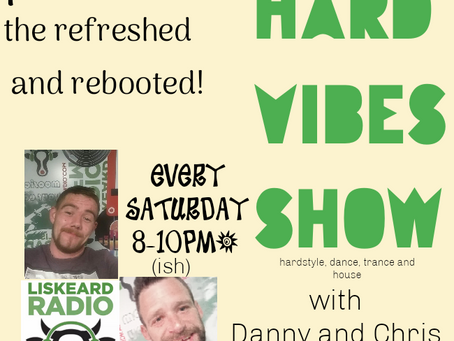 Chris Piper joins the Hard Vibes Show