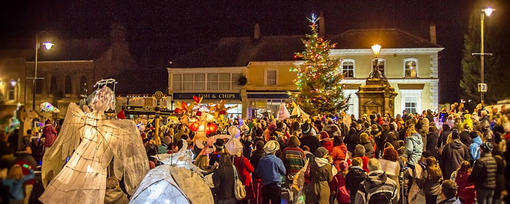 Liskeard Lights Up