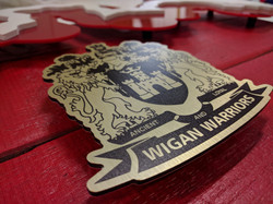 Wigan Warriors Accolade