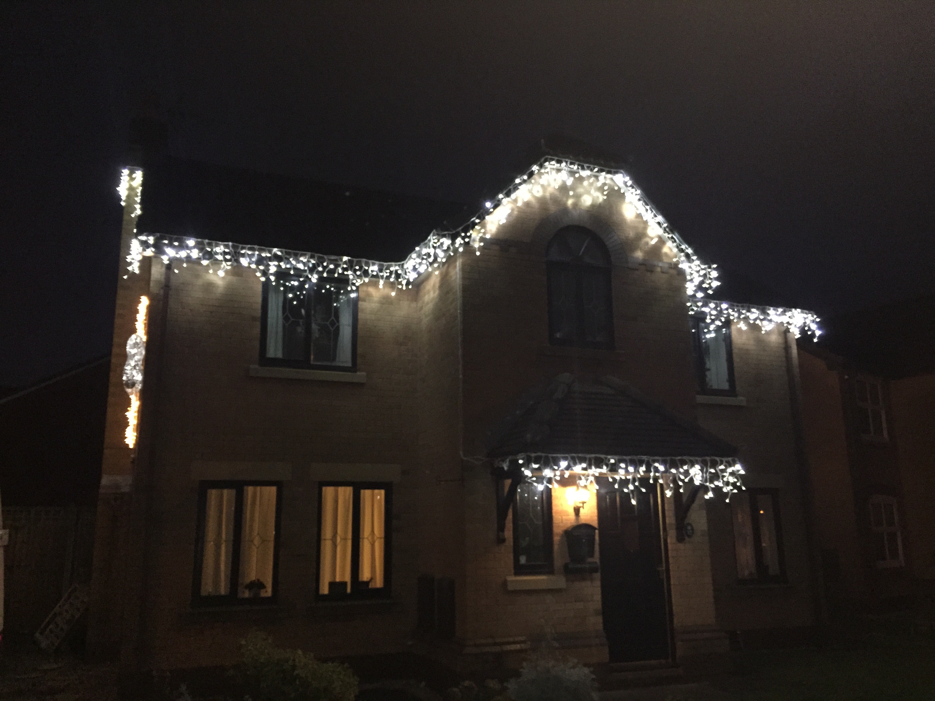 Festive Lighting Services, Wigan