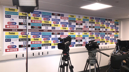 Wigan Warriors Media Backdrop