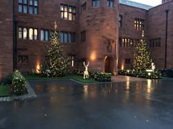 Abbey House, Christmas Lights