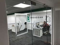 Broadoak Office Branding