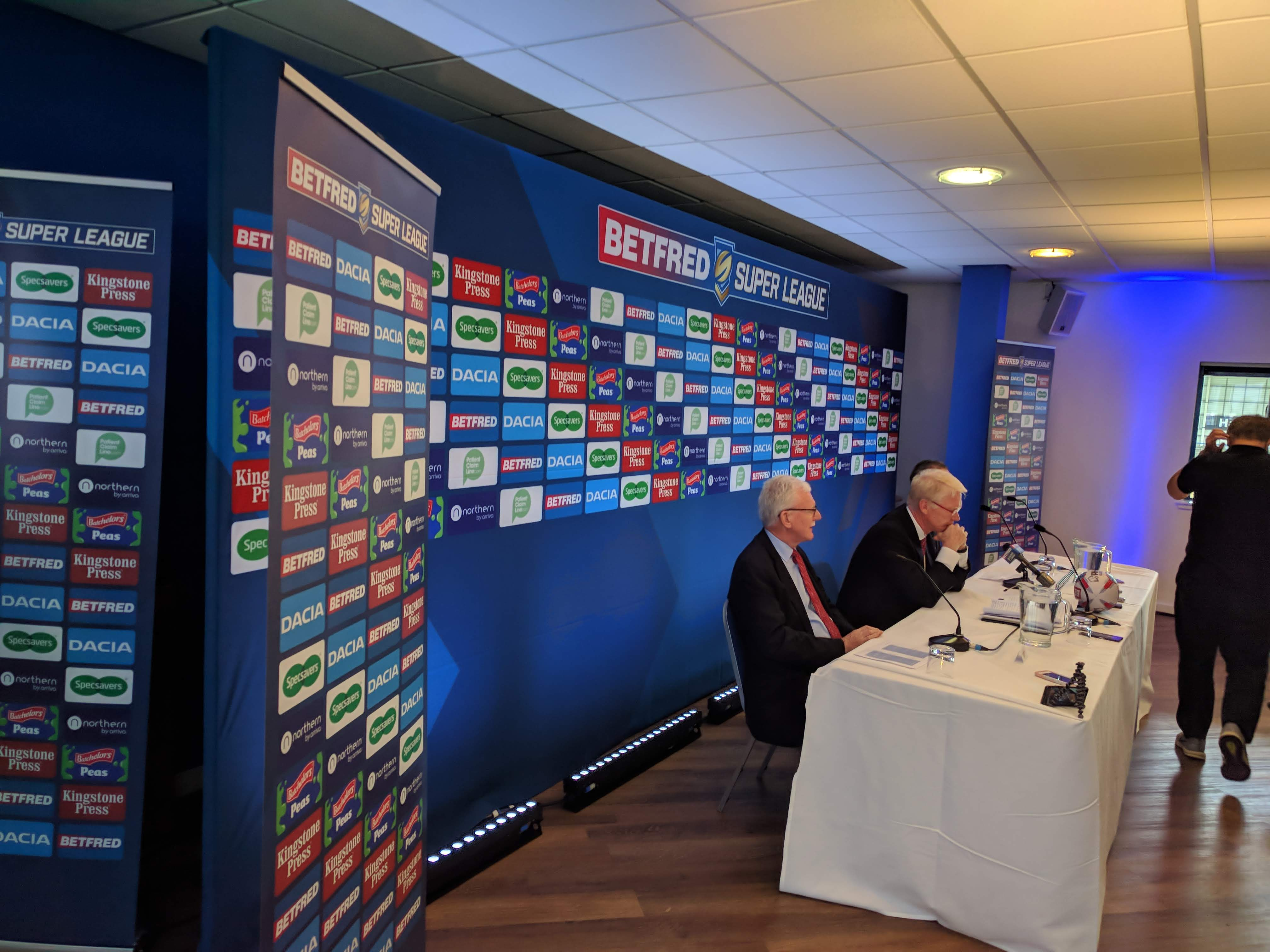 Betfred Super League Conference