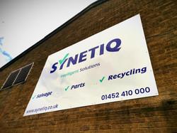 Synetiq Gloucester Signage