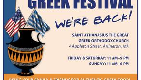 Arlington Festival 2021 - We're Back!