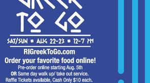 Pawtucket Greek Church Festival to go!