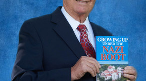 Growing up under the Nazi boot - Book Release