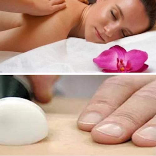 Relaxing Massage & Matrix Rhythm Therapy Combo