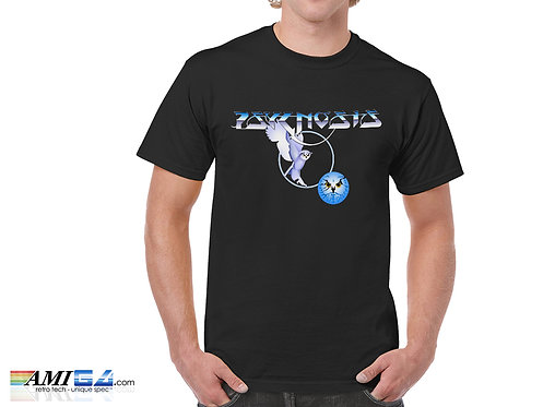 Amiga Psygnosis Owl Design T-Shirt
