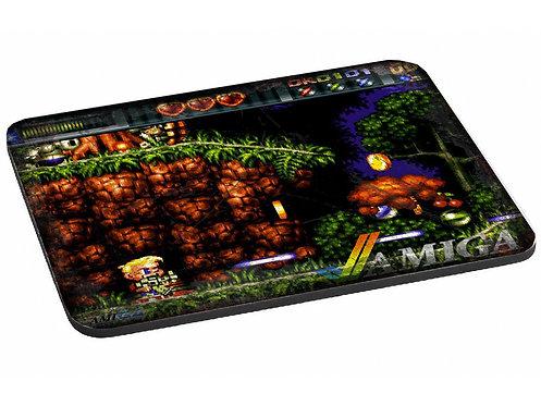 Amiga Mouse Mat  Ruff n Tumble Design
