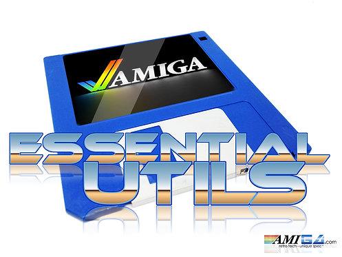 Amiga Essential Utilities Disk logo