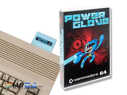 Power Glove Commodore C64 Game Cart Cartridge Box