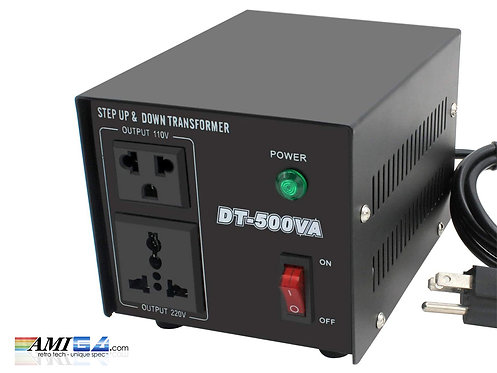 Power Inverter 110v - 220v UK