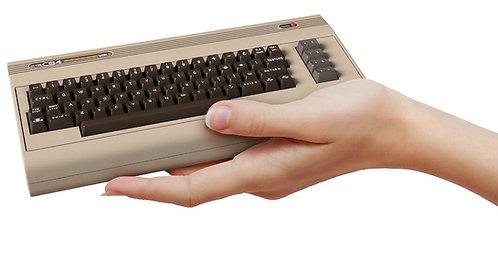 C64 Mini in Hand