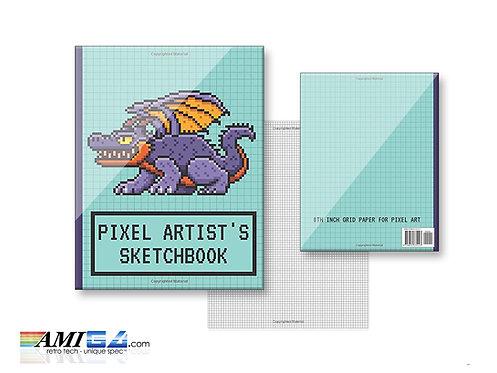 Pixel Artist's Sketchbook for Amiga & C64