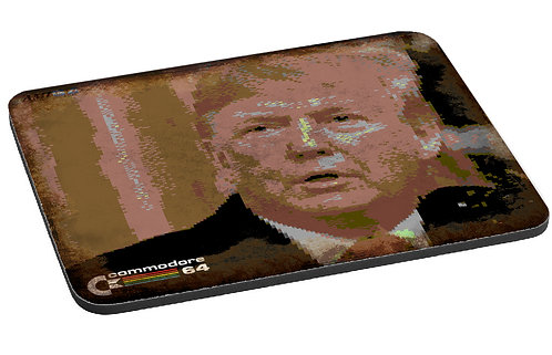 Donald Trump Pixel Art Mouse Mat