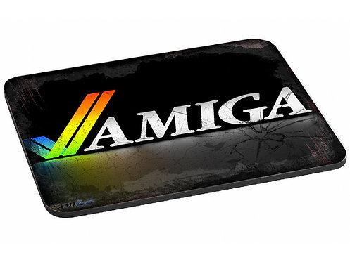 Amiga Mouse Mat  with Classic AMIGA logo