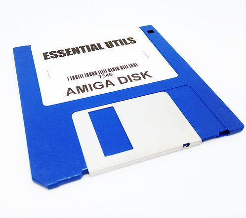AMIGA Essential Utilities Floppy Disk 3.5""