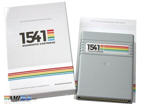 Commodore 1541 Disk Drive Diagnostic & Test Cart