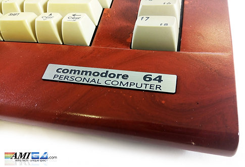 Bright Red Commodore 64