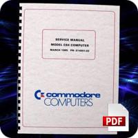 C64 SERVICE MANUAL