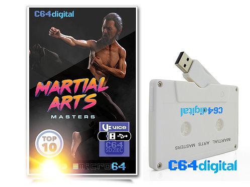 C64Digital - Martial Arts Masters