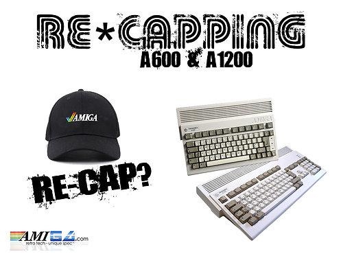 Amiga re-cap re-capping caps service UK