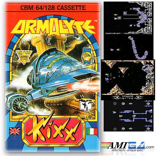 Armalyte [Delta II] for C64 (Cassette) by Thalamus