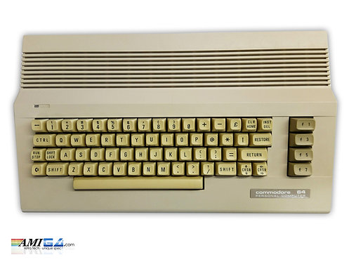 PAL Commodore 64 Aldi keyboard version