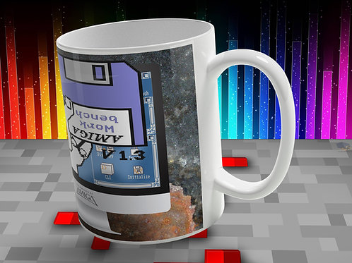 Commodore Amiga Workbench Mug