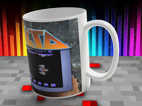 Commodore 64 Mug Inspired by DELTA