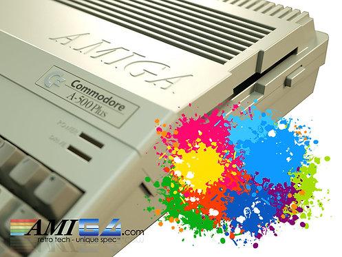 Amiga A500 case choice of colour