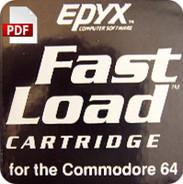 Epyx Fast Load Manual
