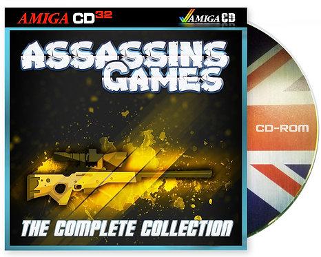 Assassins Games Amiga CD