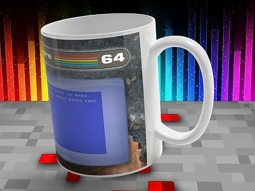 Commodore C64 Coffee Mug