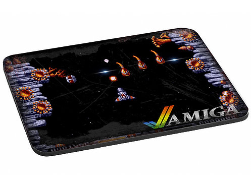 Xenon 2 Mouse Mat - inspired by Amiga Game
