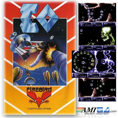 IO 'Shoot'em up' for Commodore 64 (Cassette) by Firebird