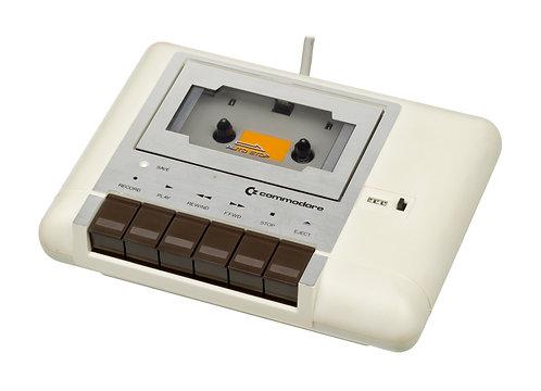 Reconditioned Commodore C64 Datacassette Unit