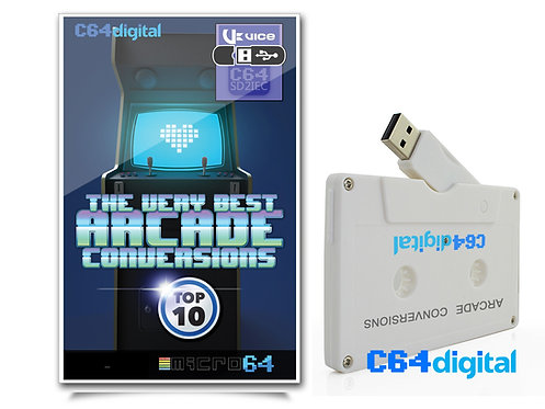 C64Digital - Very Best Arcade Conversions