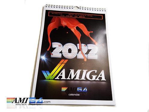 2022 Commodore Amiga Calendar