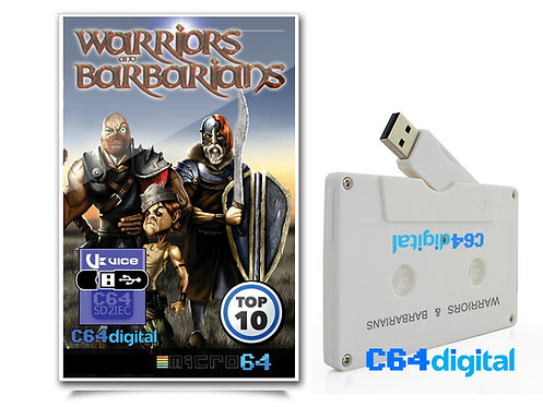 C64Digital - Warriors and Barbarians