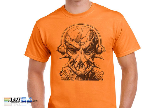 Xenon 2 inspired T-Shirt features Colin