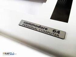 Pearl White Commodore 64