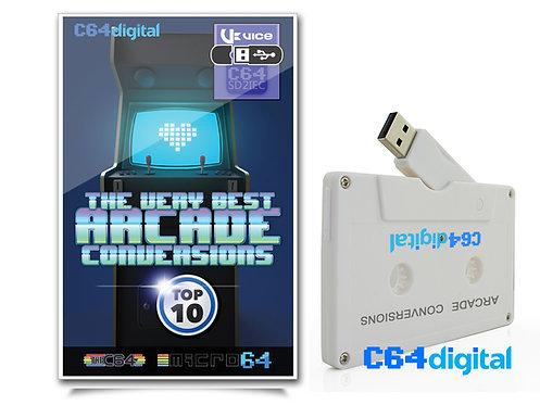 C64Digital USB for Commodore 64  Arcade Conversions