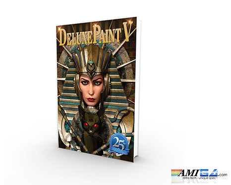 Deluxe Paint V / 5 Manual | DOWNLOAD