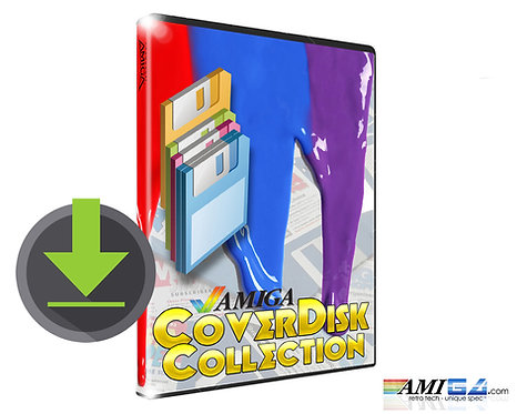 Amiga Magazine Coverdisks ADF free download