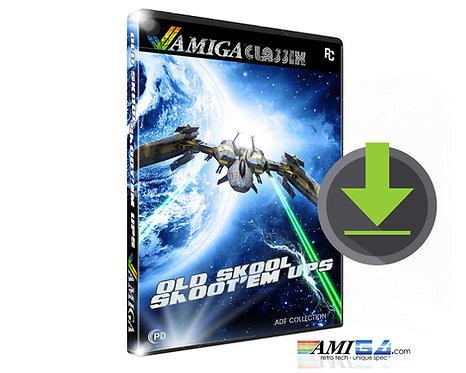 Retro Amiga Shooters Shoot'em Ups in DVD case Download
