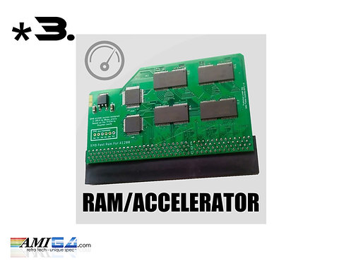 Amiga 1200 ram expansion accelerator card