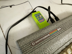 Rustic C64 with SD2IEC
